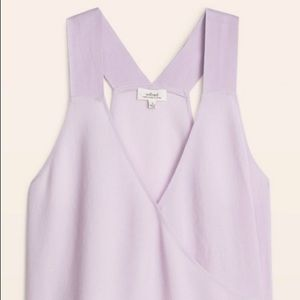 NWT Aritzia Wilfred Histoire Camisole in Lavender